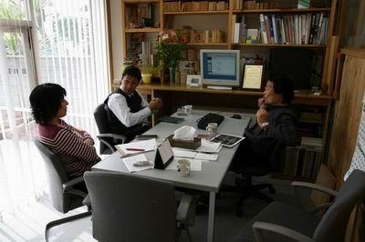 エコ住宅 スタッフミーティング