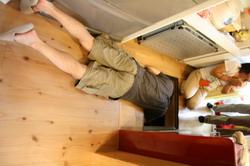 エコ住宅床下
